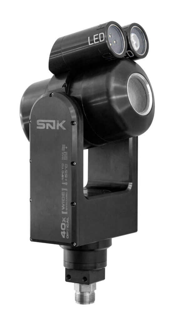 Schwenk-Neige-Zoom Kamera