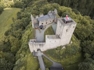 Gebäudeinspektion&Instandhaltung mit Drohnen