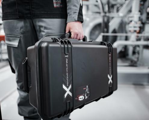 SNK Koffer