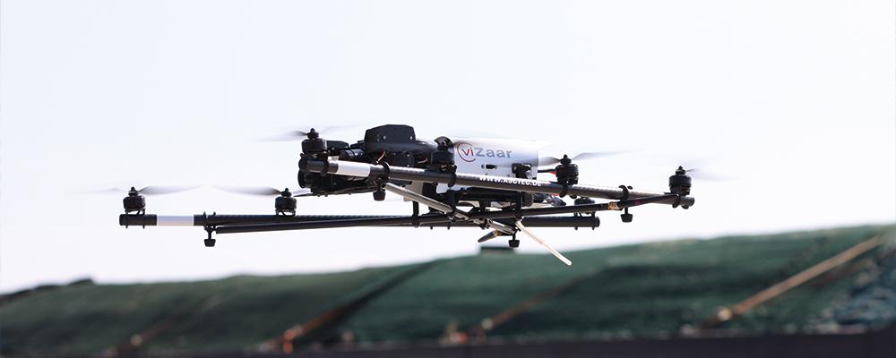 Falcon Octocopter