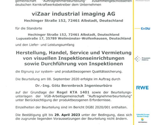 KTA-1401_DE_Eingangsbestätigung-zur-Qualitätssicherung_2020