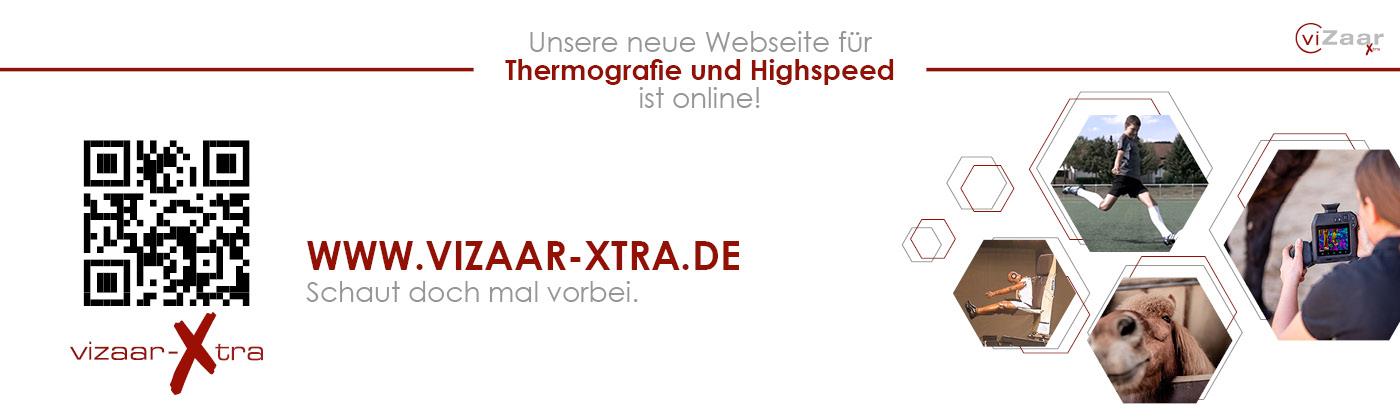 www.vizaar-xtra.de Webseite