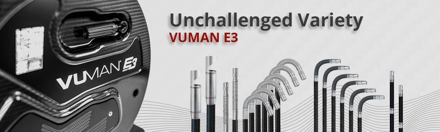 Unchallenged Variety VUMAN E3